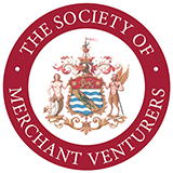 The Society Of Merchant Venturers Footer Image